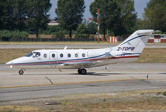 I-TOPB - Private Hawker Beechcraft 400A Beechjet
