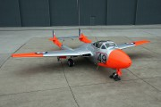 WZ590 - Royal Air Force de Havilland DH.115 Vampire T.11 aircraft