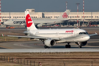 I-EEZF - Eurofly Airbus A320