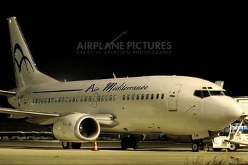 SX-BHR - Air Mediterranee Boeing 737-500