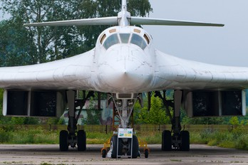 26 - Ukraine - Air Force Tupolev Tu-160