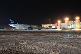 VQ-BLT - Yakutia Airlines Boeing 737-700