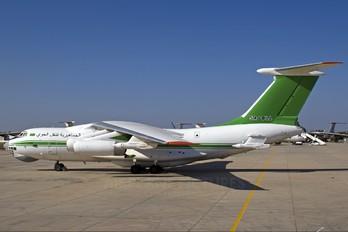 5A-DLL - Jamahiria Air Transport Ilyushin Il-78