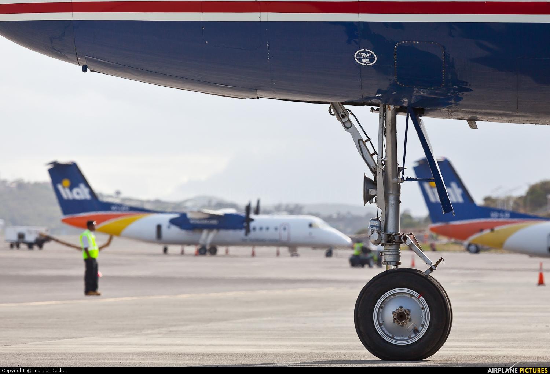 IFL Group N131FL aircraft at V.C. Bird
