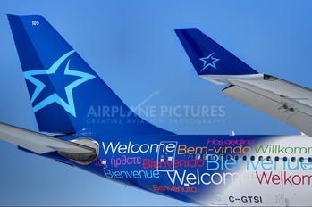 C-GTSI - Air Transat Airbus A330-300