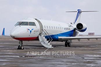 VQ-BOP - AK Bars Aero Canadair CL-600 CRJ-200