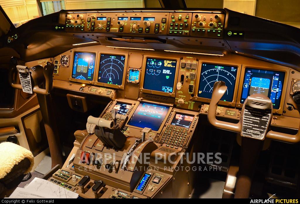 AeroLogic D-AALD aircraft at Chicago - O Hare Intl