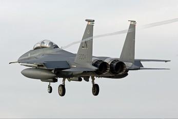 00-3004 - USA - Air Force McDonnell Douglas F-15E Strike Eagle