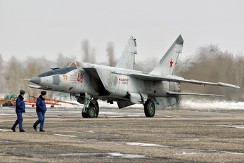 46 - Russia - Air Force Mikoyan-Gurevich MiG-25R (all models)