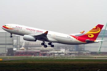 B-LNK - Hong Kong Airlines Airbus A330-200