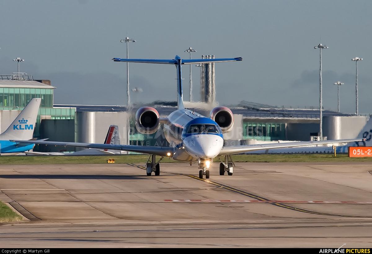 BMI Regional G-RJXB aircraft at Manchester