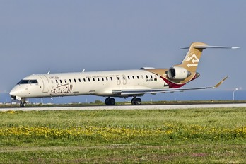 5A-LAL - Libyan Airlines Canadair CL-600 CRJ-900