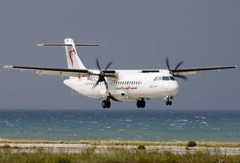 TS-LBD - Tunisair Express ATR 72 (all models)