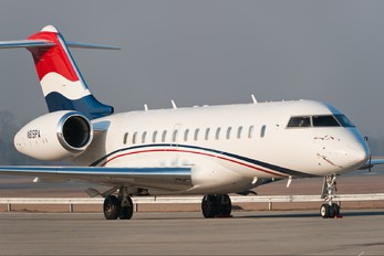 N815PA - Private Bombardier BD-700 Global 5000