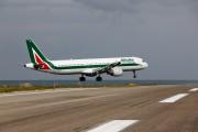 EI-IXU - Alitalia Airbus A321 aircraft