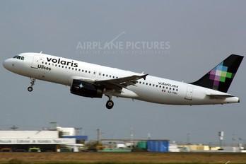 XA-VOU - Volaris Airbus A320
