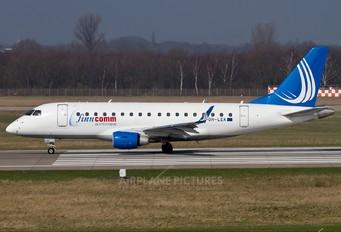 OH-LEK - FinnComm Embraer ERJ-170 (170-100)