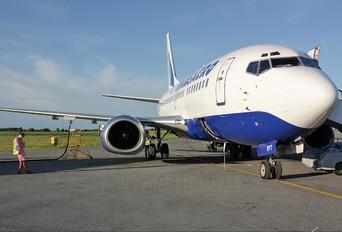 VP-BYT - Transaero Airlines Boeing 737-500