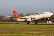 TC-JDO - Turkish Airlines Cargo Airbus A330-200F aircraft