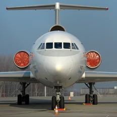 RA-42555 - UTair Yakovlev Yak-42