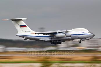 RA-76450 - Russia - Air Force Ilyushin Il-76VKP