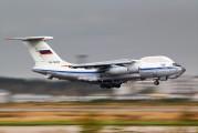 RA-76450 - Russia - Air Force Ilyushin Il-76VKP aircraft