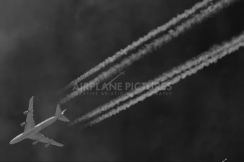 - - Virgin Atlantic Boeing 747-400