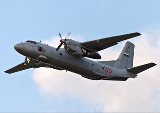 59 - Russia - Air Force Antonov An-26 (all models)