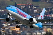 G-TAWF - Thomson/Thomsonfly Boeing 737-800 aircraft