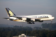 9V-SKI - Singapore Airlines Airbus A380 aircraft