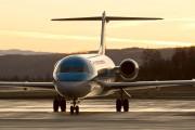 PH-OFO - KLM Cityhopper Fokker 100 aircraft
