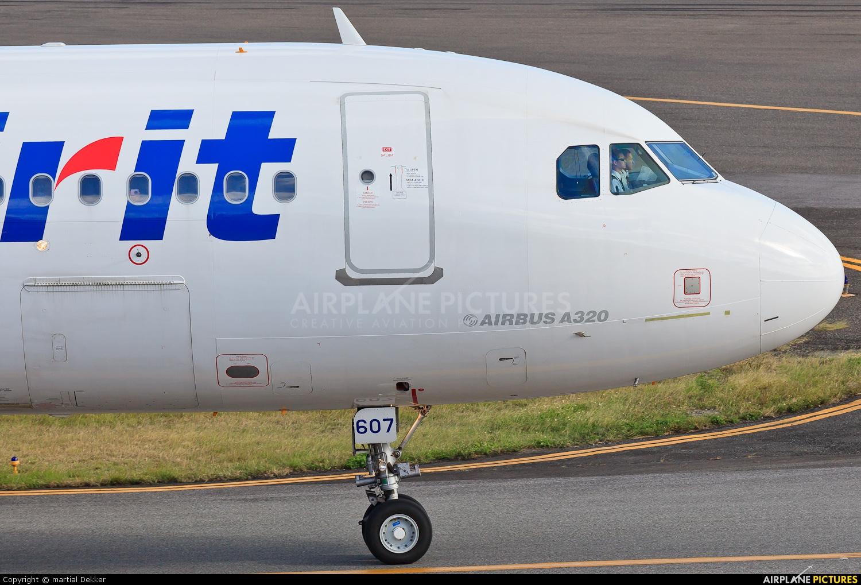 Spirit Airlines Airbus A320 Spirit Airlines Airbus A320