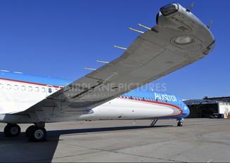 LV-BGZ - Austral Lineas Aereas McDonnell Douglas MD-83