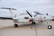 161502 - USA - Marine Corps Beechcraft UC-12B Huron aircraft