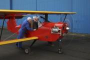 G-DAVB - Private Aerosport Scamp aircraft
