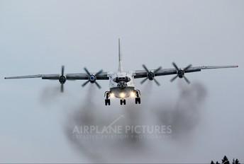 RA-11652 - Russia - Air Force Antonov An-12 (all models)