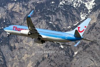 G-FDZS - Thomson/Thomsonfly Boeing 737-800