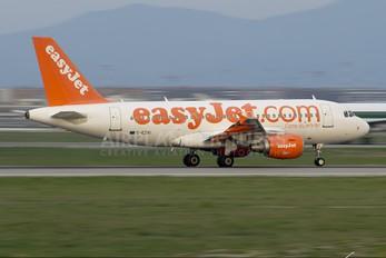 G-EZAI - easyJet Airbus A319