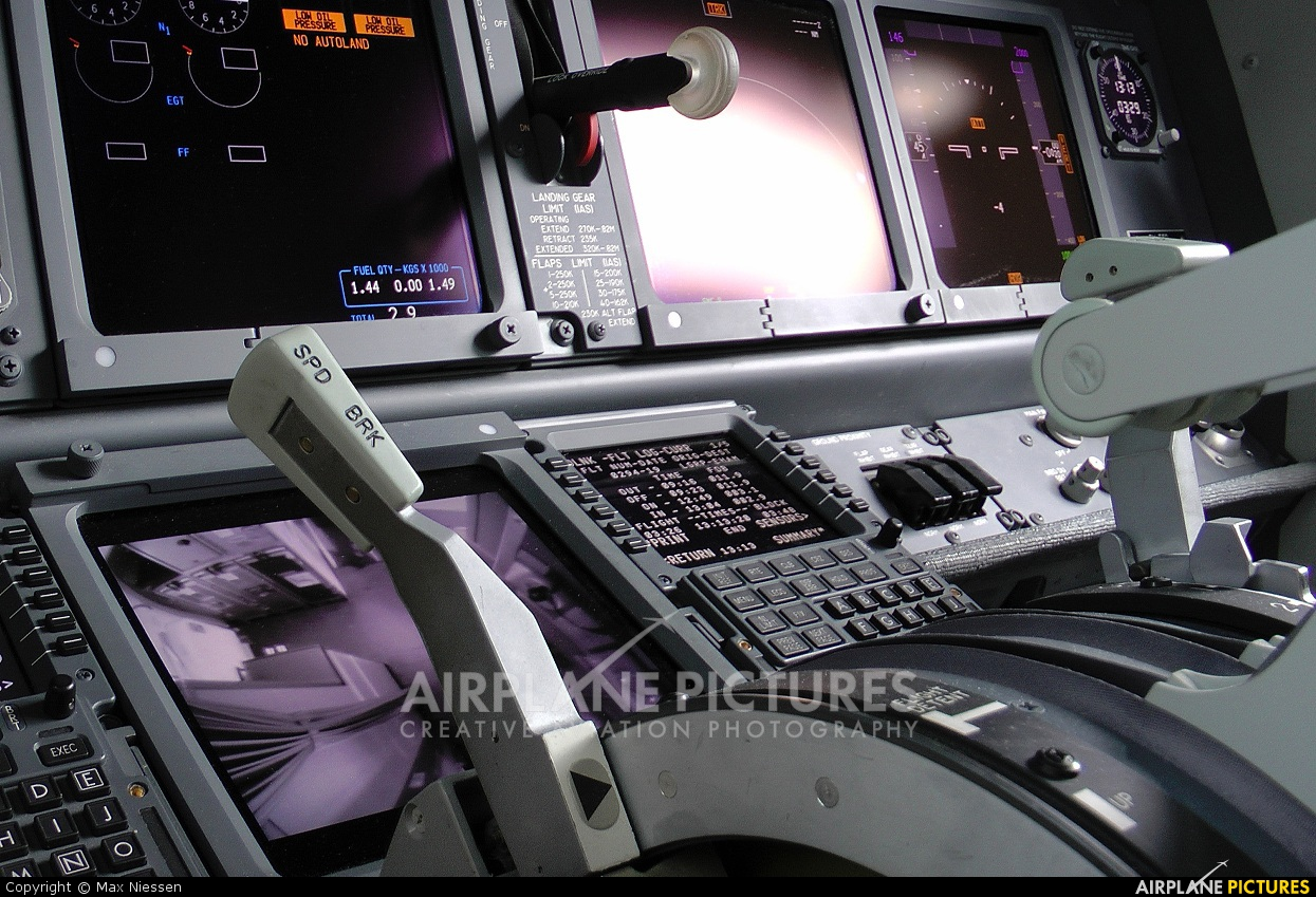 Arke/Arkefly PH-TFJ aircraft at Amsterdam - Schiphol