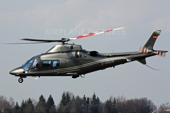 D-HSKM - HTM - Helicopter Travel Munich Agusta / Agusta-Bell A 109S Grand