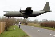 XV209 - Royal Air Force Lockheed Hercules C.3 aircraft