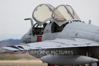 164402 - USA - Navy Grumman EA-6B Prowler