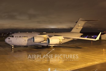 93-0604 - USA - Air Force Boeing C-17A Globemaster III
