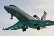 N11HD - Private Dassault Falcon 7X aircraft