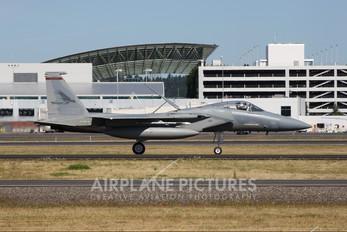 84-0005 - USA - Air National Guard McDonnell Douglas F-15C Eagle