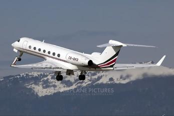 CS-DKD - NetJets Europe (Portugal) Gulfstream Aerospace G-V, G-V-SP, G500, G550