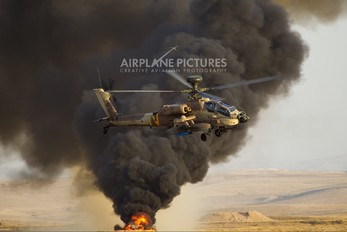 771 - Israel - Defence Force Boeing AH-64D Saraf