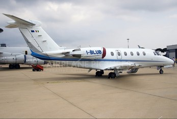 I-BLUB - Techno Sky Cessna 650 Citation VI
