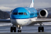 PH-KZH - KLM Cityhopper Fokker 70 aircraft