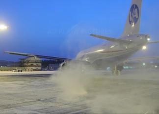VQ-BFM - Vladivostok Avia Airbus A320